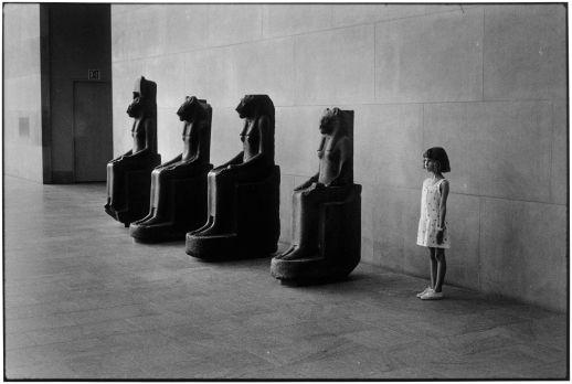 USA. New York. 1988. Metropolitan Museum of Art.