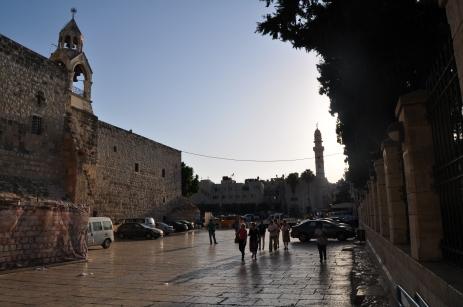 Plaça de la solidaritat, Betlem (Palestina)