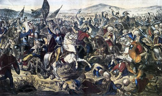 battle_of_kosovo_adam_stefanovic_1870