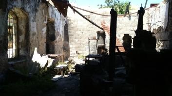 cases cremades per ser ocupades per colons