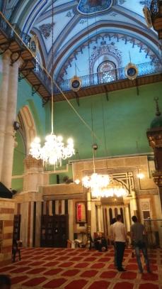 Interior de la Tomba dels Patriarques