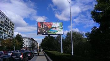 Publicitat institucional als carrers