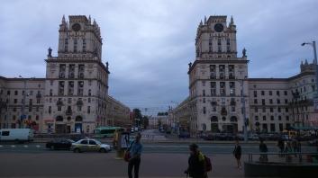 Les portes de Minsk