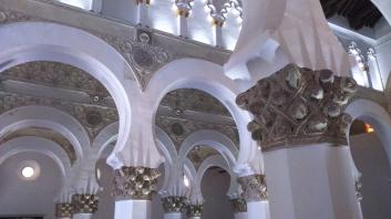 Sinagoga de Santa Maria la Blanca (Toledo)