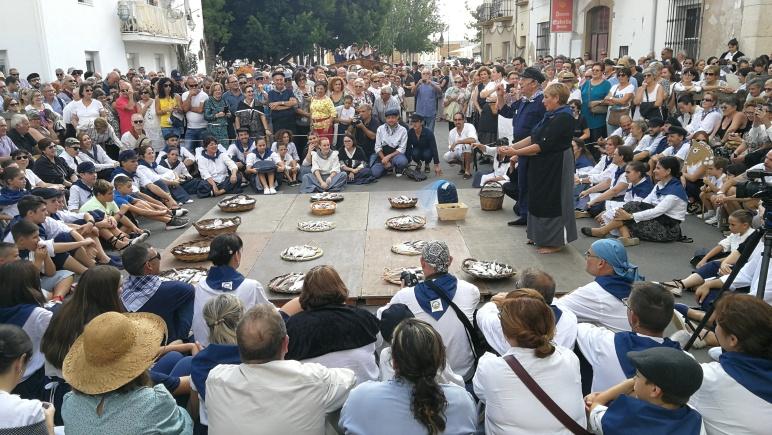 La subhasta tradicional del peix a La Ràpita