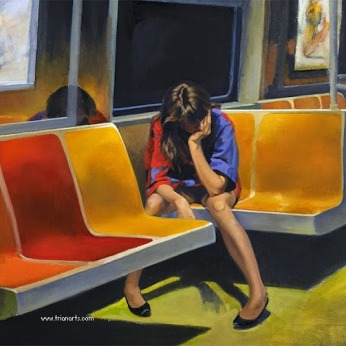 Q train de Nigel Van Wieck