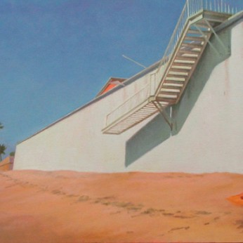 The beach de Nigel van Wieck