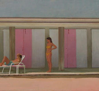 Summer vacation de Nigel van Wieck